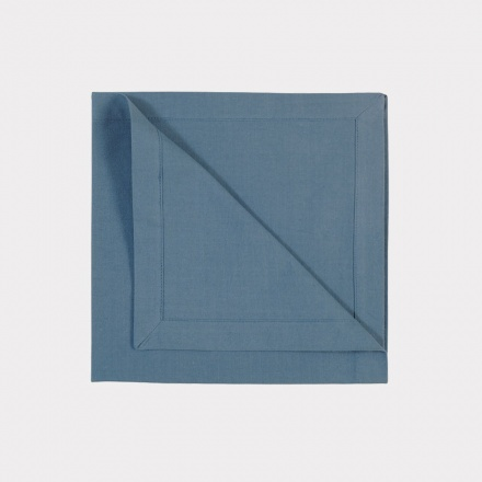 Robert Napkin 4-Pack - Deep Sea Blue