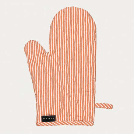 Emma Oven Mitt - Orange