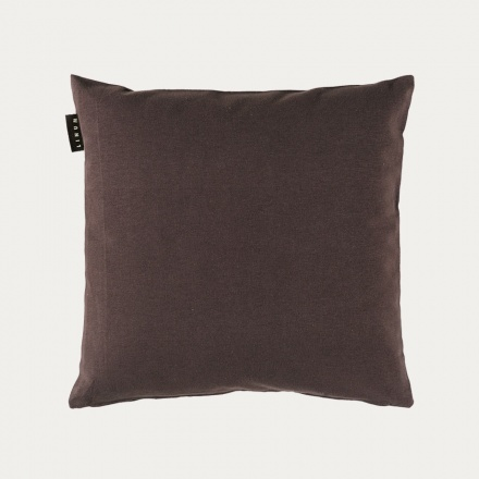 Annabell Cushion Cover - Dark Brown