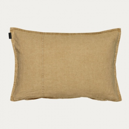 West Cushion Cover - Straw Yellow