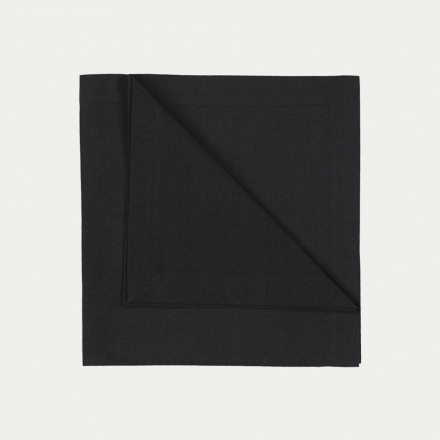 Robert Napkin 4-Pack - Black