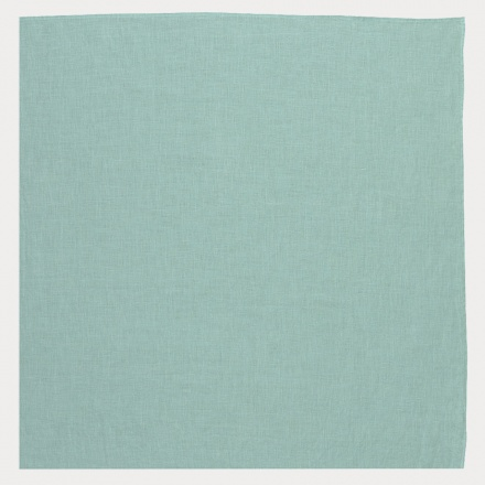 Linné Tablecloth - Dusty Turquoise