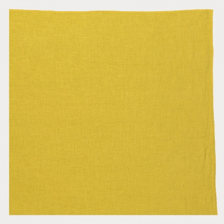 Linné Tablecloth - Mustard Yellow