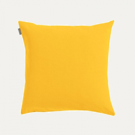 Annabell Cushion cover - Tangerine yellow