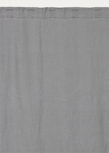 West Pleat band - Light Stone Grey
