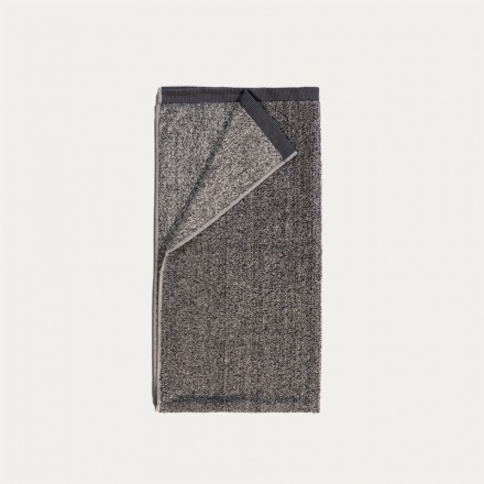 Avilon Towel - Dark Steel Blue