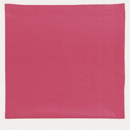 Bianca Tablecloth - Cerise Red