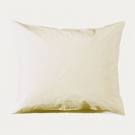 Aisha Pillow Case - Creamy Beige - 50X60