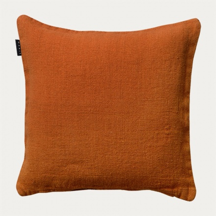 Raw Cushion cover - Golden Orange