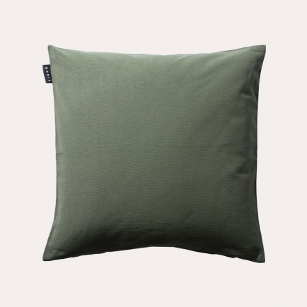 Annabell Cushion Cover - Dark Olive Green