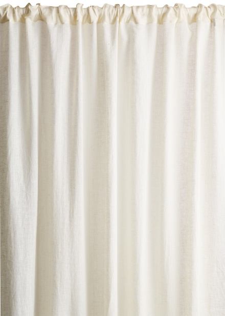 Intermezzo Curtain - Creamy Beige