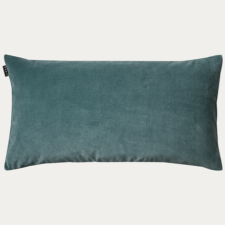 Paolo Cushion Cover - Bright Grey Turquoise