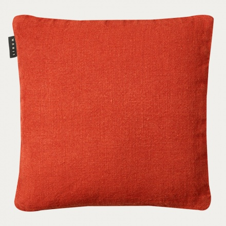 Raw Cushion cover - Autumn Orange
