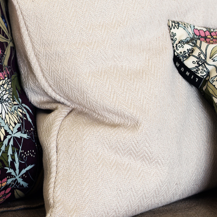 Shepard Cushion Cover - Dusty Pink