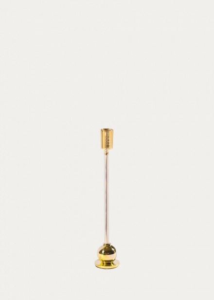 kahn-candle-holder-brass-54kah50300bra
