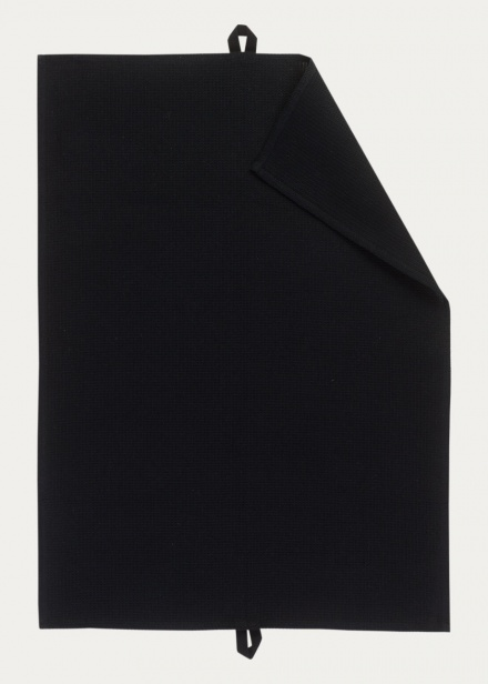 Agnes Tea towel - Black