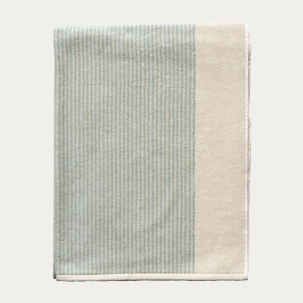 Venezia Beach Towel - Light Dusty Turquoise