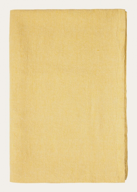 hedvig-tablecloth-mustard-yellow
