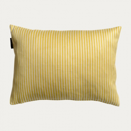 Calcio Cushion Cover - Misted Yellow