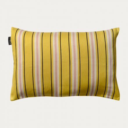 Lucca Cushion Cover - Misted Yellow