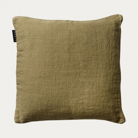 Raw Cushion cover - Soft Grey Green