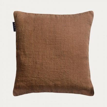 Raw Cushion cover - Camel Brown
