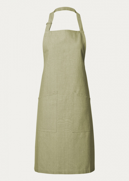 Sara Apron - Light cypress green
