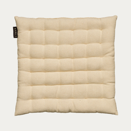 Pepper Seat cushion - Creamy beige