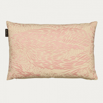STROMBOLI CUSHION COVER - Misty grey pink