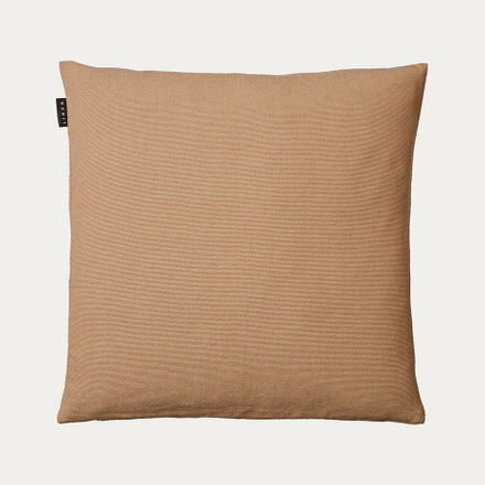 PEPPER CUSHION COVER - CAMEL BROWN