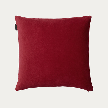 Paolo cushion cover - Dark red